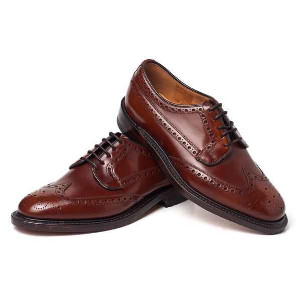 Braemar Brown shoes