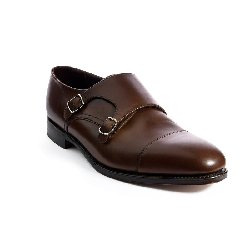 Pantofi Cannon Dark Brown