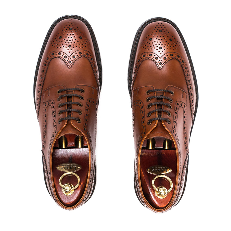 Chester Mahogany shoes