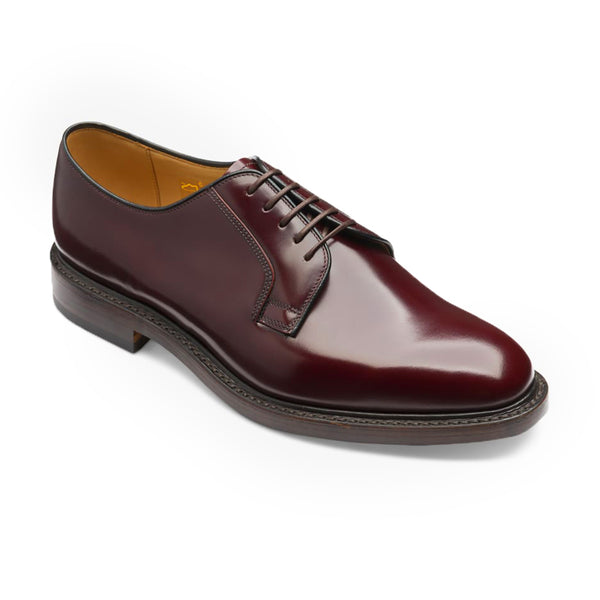 Shoes Derby 771 Burgundy