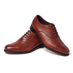 Holborn Mahogany shoes