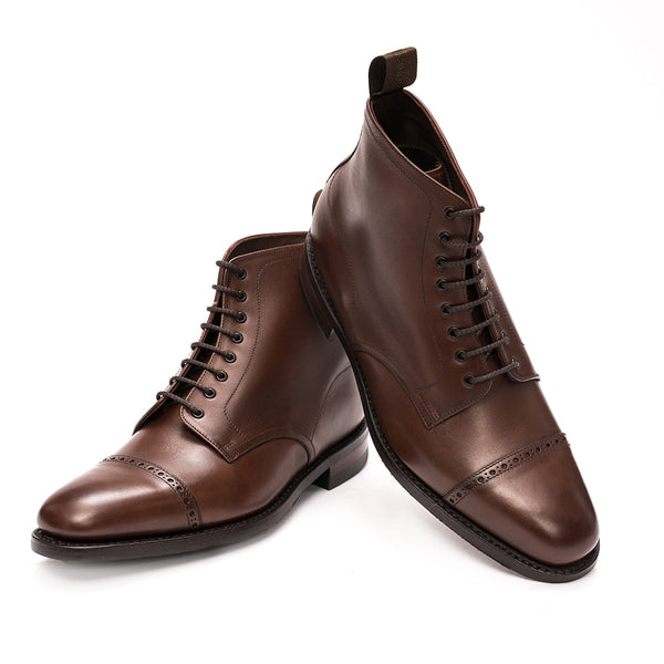 Hyde Dark Brown Boots