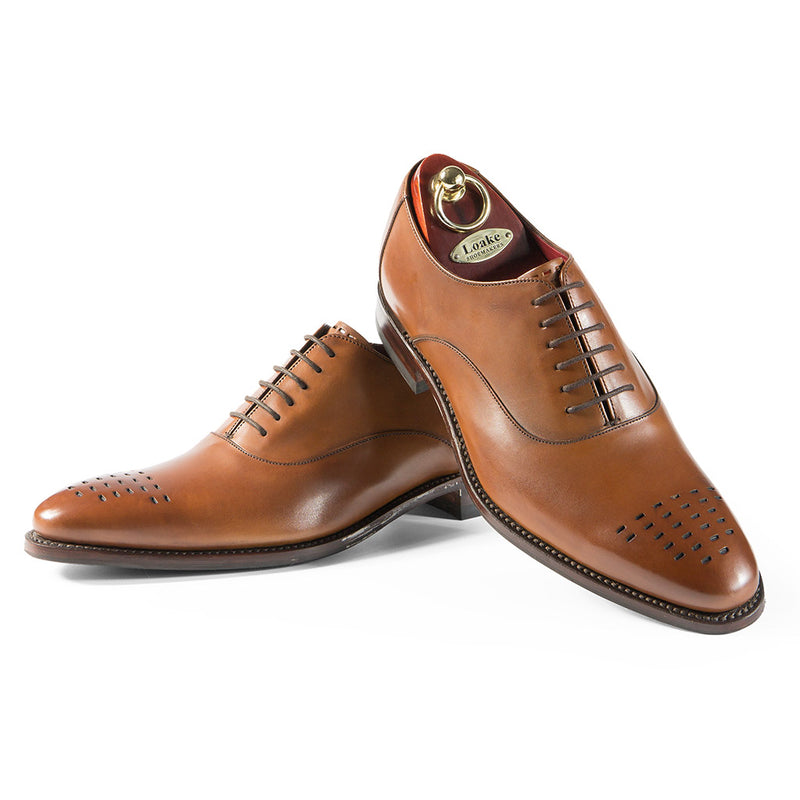 Monroe Brown shoes