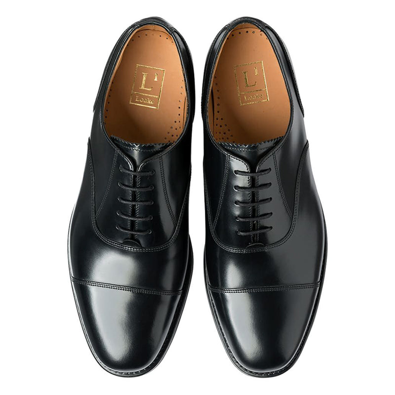 Oxford Shoes 300 Black