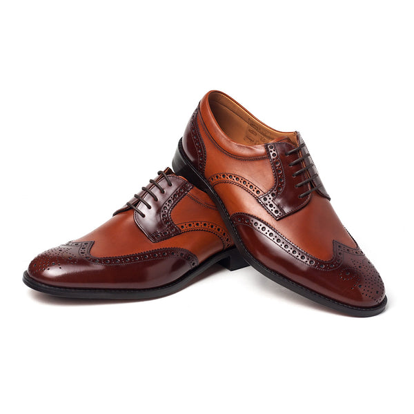 Pangbourne Brown shoes