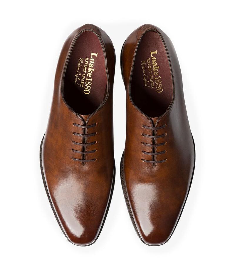 Pantofi Parliament Antique Brown