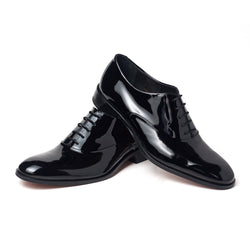 Patent Black Shoes