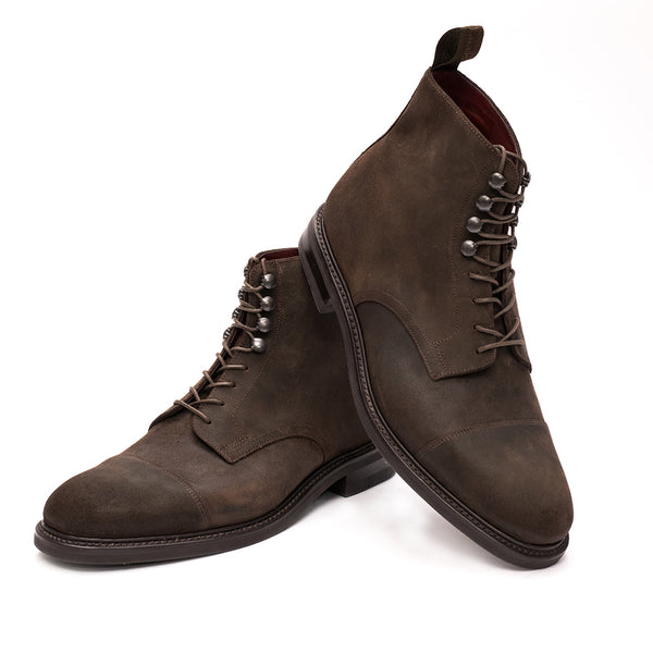 Ghete Shilton Dark Brown