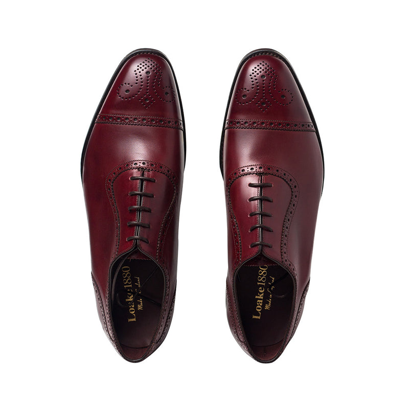 Burgundy Beach Shoes