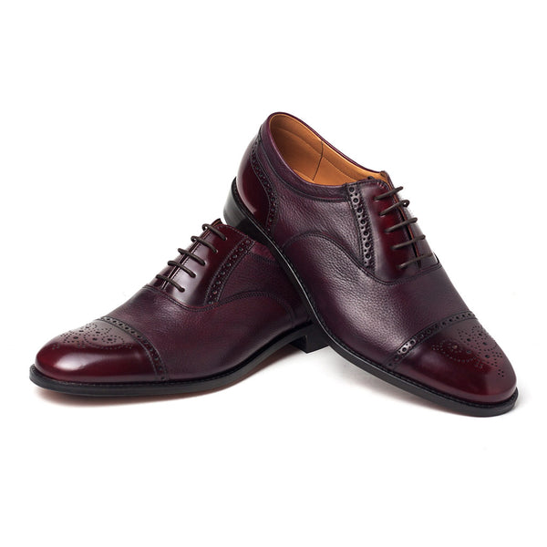 Woodstock Burgundy shoes