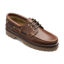 Yachting Shoes 522 Brown