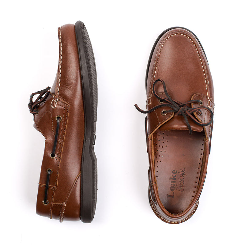 Yachting Shoes 524 Brown