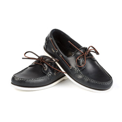 528 Navy Yachting Shoes