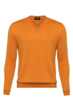 Tiger Cashmere & Silk Sweater