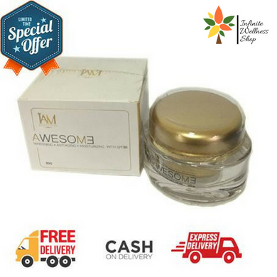 ALL-IN-ONE AWESOME ORGANIC FACE CREAM
