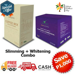 SLIMMING WHITENING SET