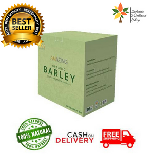 PURE BARLEY CAPSULES (100 PCS/BOX) 👉 FREE SHIPPING 👈