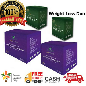 POWER WEIGHT LOSS DUO (COMBO A) (20 DAYS) (20 DAYS PROGRAM)