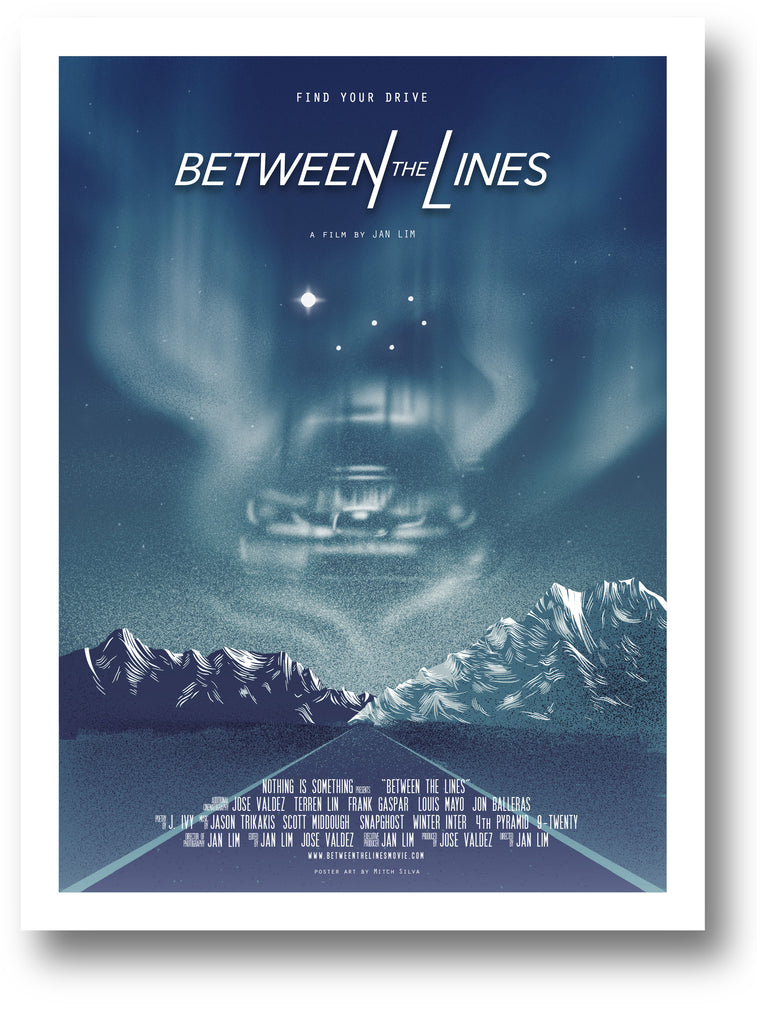Official Movie Poster 18x24 Print Between The Lines Movie