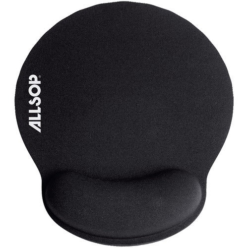 Allsop Memory Foam Mouse Pad (black) (pack of 1 Ea)