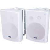 Tic Corporation Indoor And Outdoor 120-watt Speakers With 70-volt Switching (white) (pack of 1 Ea)