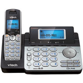 Vtech Dect 6.0 Cordless 2-line Phone System With Digital Answering System (single-handset System) (pack of 1 Ea)