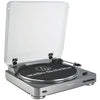Audio Technica Fully Automatic Belt-drive Turntable (silver) (pack of 1 Ea)