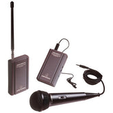 Audio Technica Vhf Twinmic System (pack of 1 Ea)