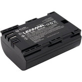 Lenmar Canon Lp-e6 Digital Camera Replacement Battery (pack of 1 Ea)