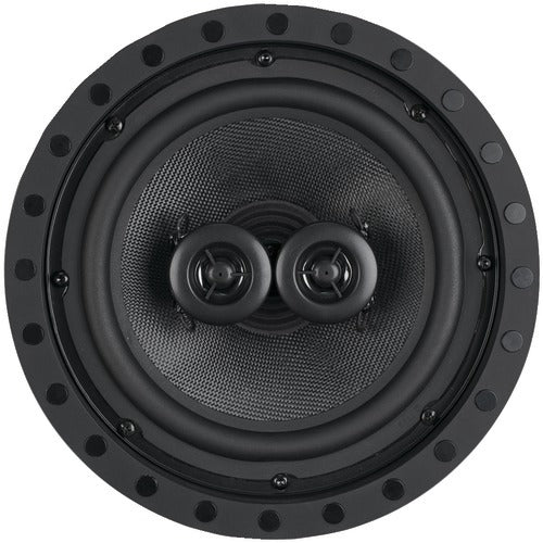 "Architech 8"" 2-way Kevlar Series Dual Voice Coil Single-point Stereo Frameless In-ceiling And Wall Loudspeaker (pack of 1 Ea)"