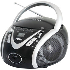 Naxa Portable Cd And Mp3 Player With Am And Fm Radio (pack of 1 Ea)