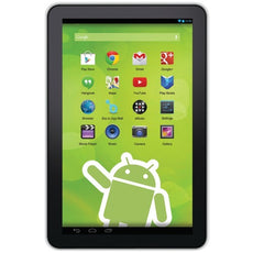 "Zeki 10"" Android 4.3 Quad-core 8gb Google Tablet (pack of 1 Ea)"
