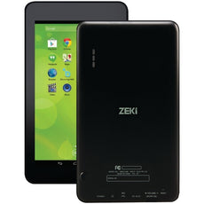 "Zeki 7"" Android 4.4 Dual-core 1ghz Tablet (pack of 1 Ea)"