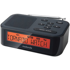 Motorola Desktop Weather Radio (pack of 1 Ea)