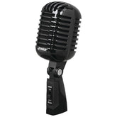 Pyle Pro Classic Retro Vintage-style Dynamic Vocal Microphone (black) (pack of 1 Ea)
