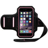 Body Glove Iphone 6 And 6s Endurance Armband (black And Pink) (pack of 1 Ea)