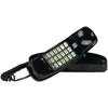 Att Corded Trimline Phone With Lighted Keypad (black) (pack of 1 Ea)