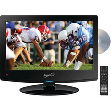 "Supersonic 15.6"" Led Tv And Dvd Combination (pack of 1 Ea)"