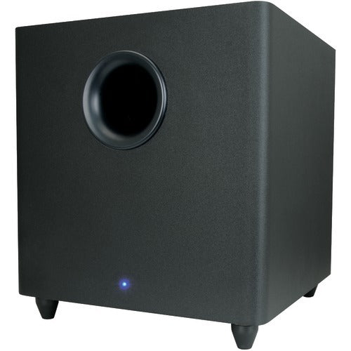 "Architech 8"" 100-watt Down-firing Subwoofer With Wireless Receiver (pack of 1 Ea)"