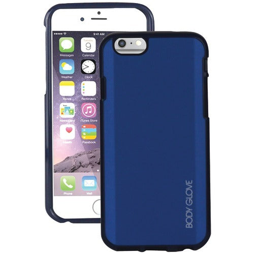 Body Glove Iphone 6 And 6s Fusion Silk Case (navy And Blue) (pack of 1 Ea)