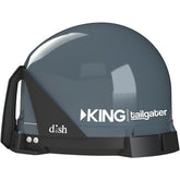 King Tailgater Portable Satellite Antenna (pack of 1 Ea)