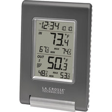 La Crosse Technology Wireless Temperature Station (pack of 1 Ea)