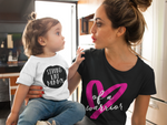 Kids Strong Like Mommy Tee