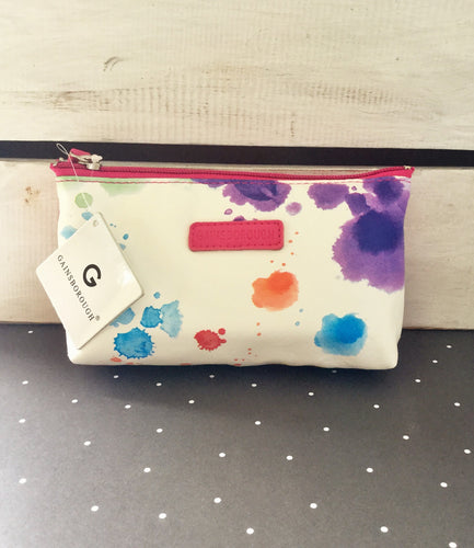 Gainsborough Painterly Contrast Make up Clutch