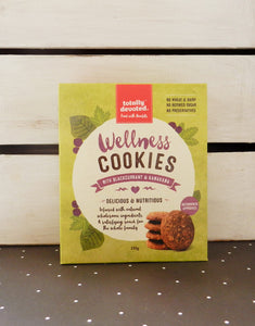 Totally Devoted Wellness Cookies 230g