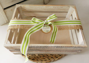 Wooden Crate Small