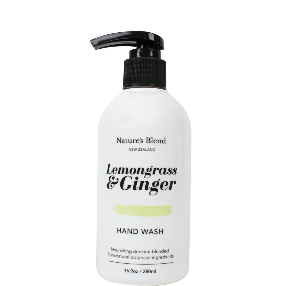Nature's Blend Lemongrass & Ginger Hand wash 280ml