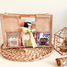 Load image into Gallery viewer, Natural Jute Gift Bag