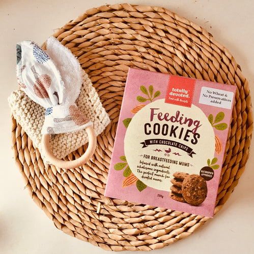 Totally Devoted Feeding Cookies with Dark Chocolate 230g