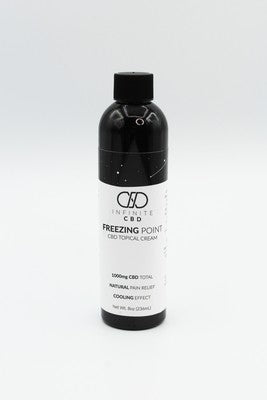 Infinite Freezing Point Cream